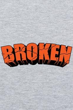 Camiseta Broken R$74,90   4x de R$18,73
