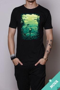 aec0d84d12 Moda masculina camiseta eckzem easy jair ecaramuça ecko - Multiplace