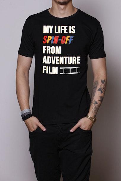 a8560aca0e Camiseta Filme - Chico Rei