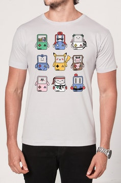 Camiseta Pocket Family