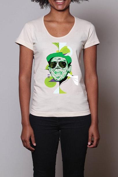 Camiseta Alfabeto Bezerra