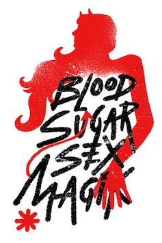 Estampa Camiseta Blood Sugar Sex Magik