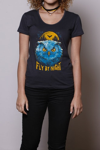 Camiseta Fly By Night