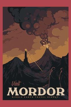 Camiseta Visit Mordor R$74,90 | 4x de R$18,73