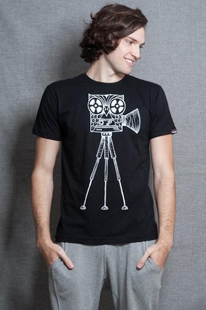 Camiseta Corujão