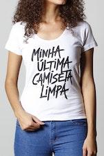 Camiseta Última Camiseta