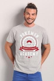 Camiseta Pokémon University