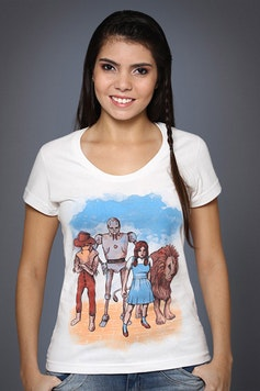 Camiseta O Mágico de Oz