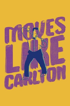 Camiseta Carlton Banks R$74,90 | 4x de R$18,73