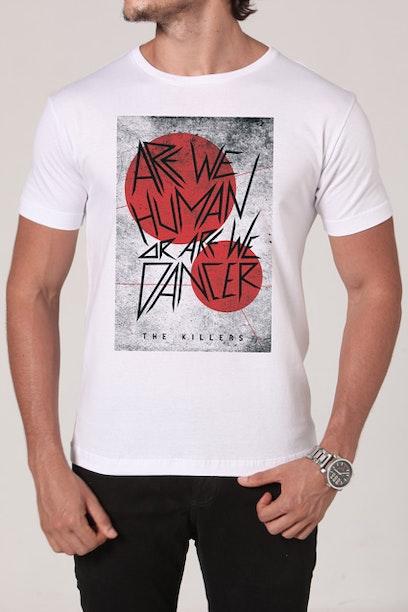 2ad67e8446825 Camiseta The Killers - Chico Rei