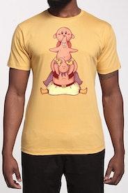 Camiseta Pink Family