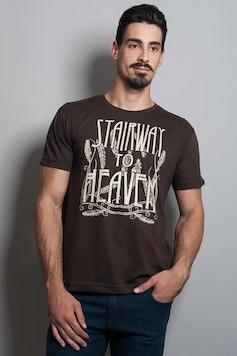 Camiseta Stairway to Heaven