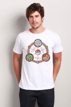 Camiseta Pokédex