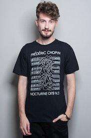 Camiseta Chopin