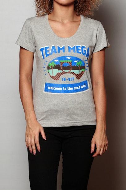 Camiseta Team Mega - Chico Rei 5bc13860d6f
