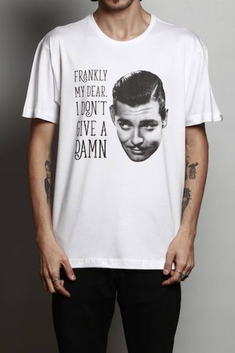 Camiseta Frankly My Dear I Don't Give a Damn