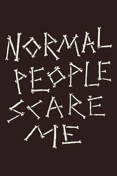 Estampa Camiseta Normal People