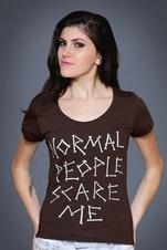 Camiseta Normal People