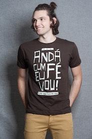 Camiseta Andá cum fé