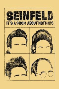 Estampa Camiseta Seinfeld