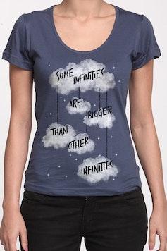 Camiseta A Culpa é das Estrelas