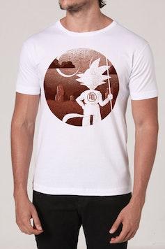 Estampa Camiseta Esfera do Dragão