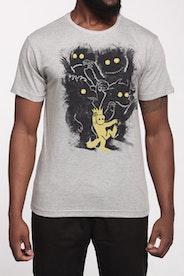Camiseta Onde Vivem os Monstros