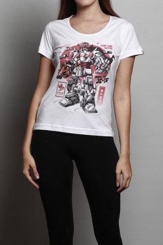 Camiseta Jesus Mecha