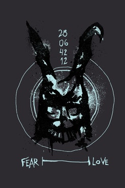Camiseta Donnie Darko R$69,90   4x de R$17,48