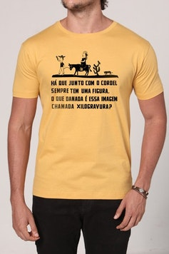 Camiseta Cordel do Repente