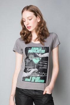 Camiseta Dinamite Pangaláctica