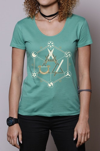 Camiseta Ocarina of Time