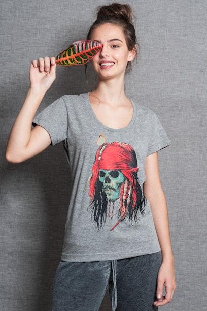 Camiseta Capitão Jack
