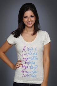 Camiseta Samba da Benção