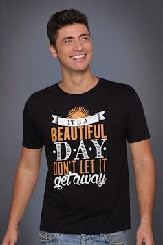 Camiseta Beautiful Day
