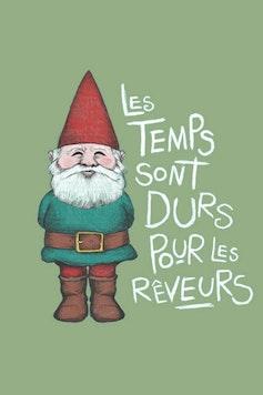 Estampa Camiseta Amélie Poulain