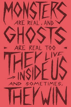 Estampa Camiseta Monsters & Ghosts