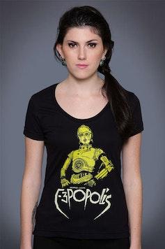 Camiseta C-3PO