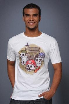 Camiseta Tesouro dos Games