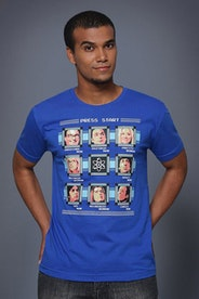 Camiseta The Megaman Theory