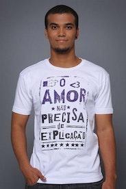 Camiseta Explicação