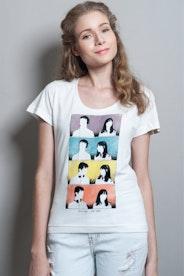 Camiseta 500 Dias Com Ela