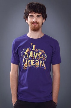 Camiseta I Have a Dream