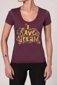 Camiseta I Have a Dream
