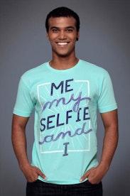 Camiseta Selfie