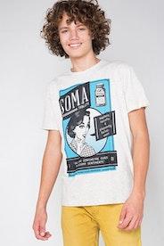 Camiseta Admirável Mundo Novo
