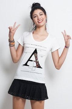 Camiseta The Anatomy of Type