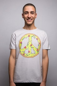 Camiseta Pizza Peace
