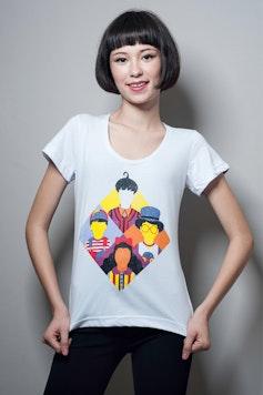 Camiseta Rá Tim Bum