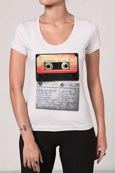 Camiseta Awesome Mixtape